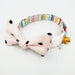 Candy Summer Colours Cat Collar