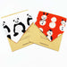 Cat Collar Scarf Christmas Panda Snowman
