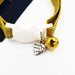 Special Gold Edition: Night Autumn Gold Scarf Cat Collar