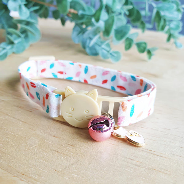 Simple Nature Cat Collar