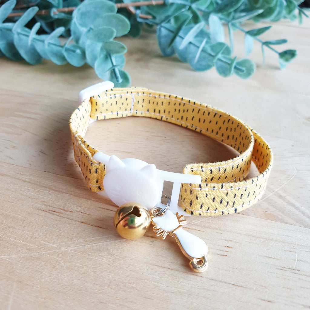 Forest Tail Cat Collar