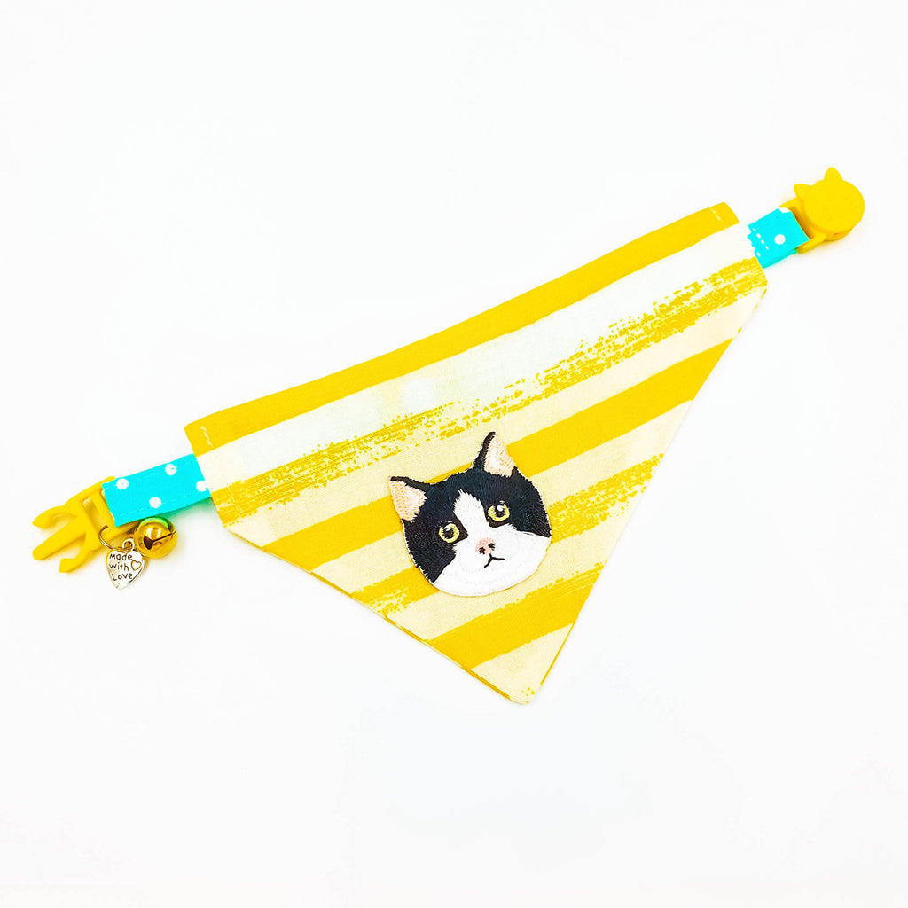 Happy The Meow Cat Collar