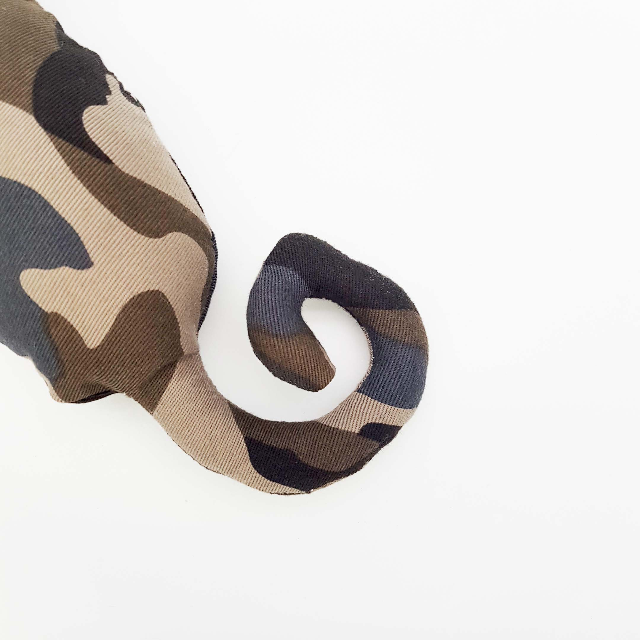 Limited Edition Premium Camo Love Cats Plushy Sneaky Whiskers
