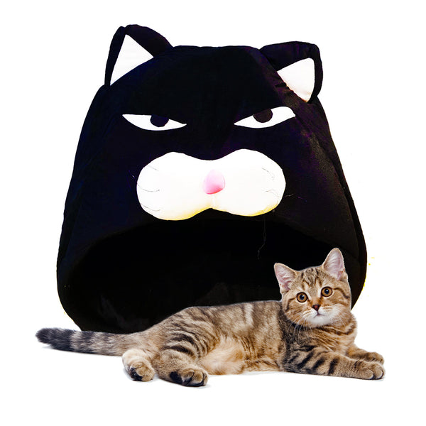Giant Mr Kuro Cat Bed