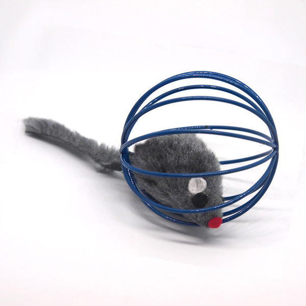 Rat Within A Ball Cat Toy