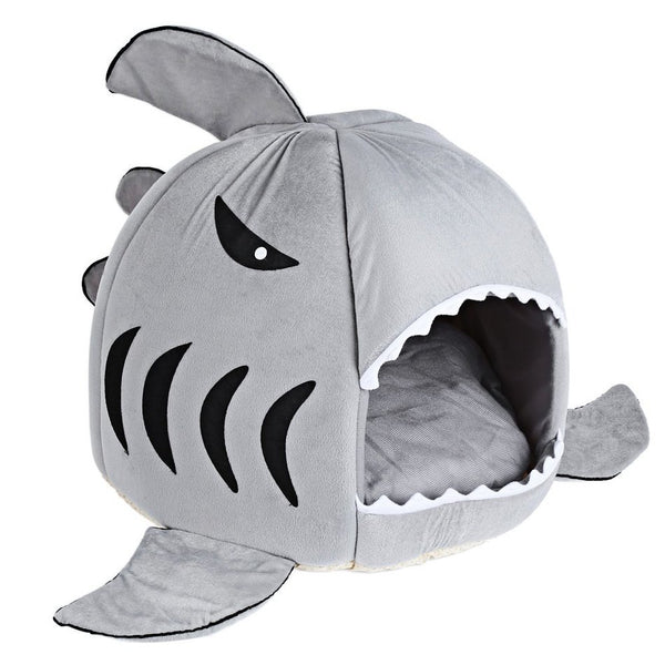 [WhiskerDirect] Eaten By Shark Cat Bed
