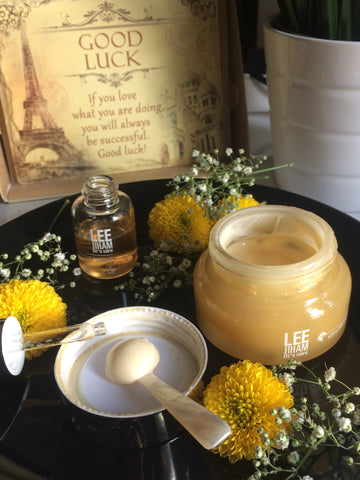 Lee gee haam vita propolis ampoule and cream