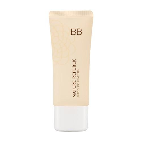 Nature Republic Pure Shine Cover BB Cream SPF 35 PA ++