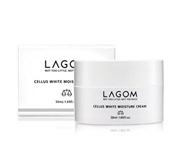 Lagom Cellus White Moisture Cream