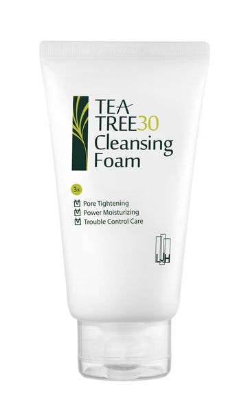 Leejiham Tea Tree 30 Cleansing Foam