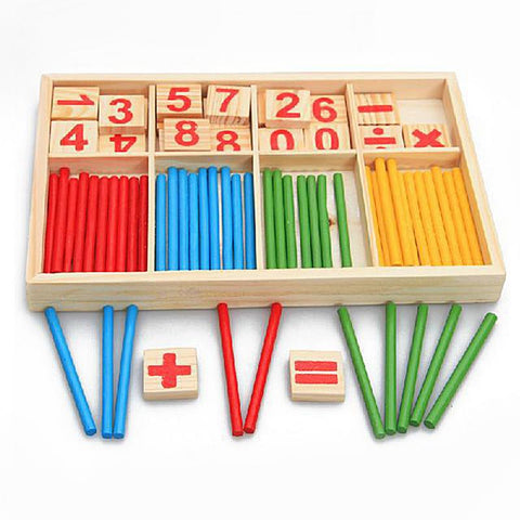 Counting Stick Educational Toys