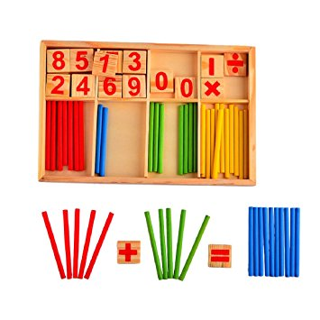 Baby Toys Counting Sticks Education Toys