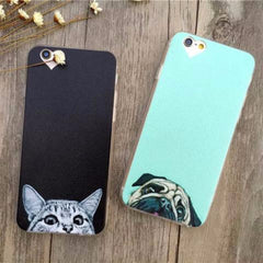 Cat and Dog iPhone Cases –Shop My Ways