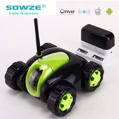 P2P Spy Cloud Rover Tank Robot