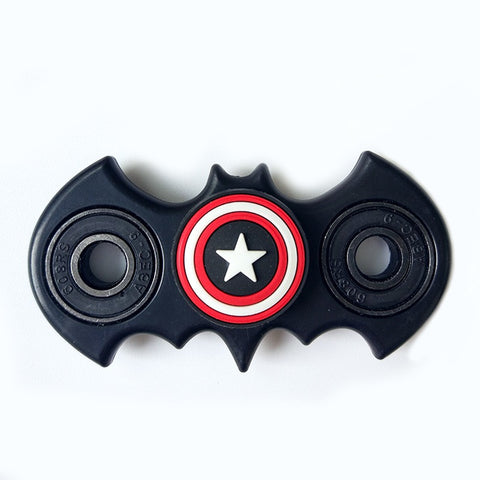 Batman Shape Fidget Spinner