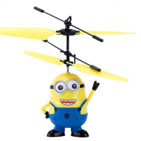 Flying Despicable Me Quadcopter Drone