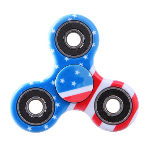 Starry Sky Fidget Spinner Decompression