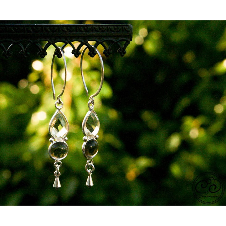 Evelyn Earrings - Cassiano Designs