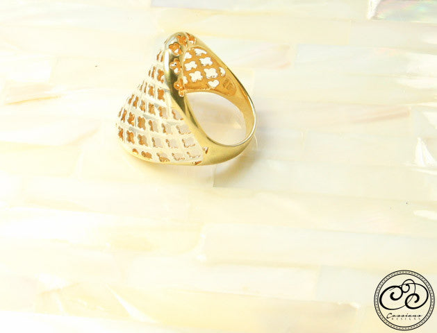 Janae Ring - Cassiano Designs