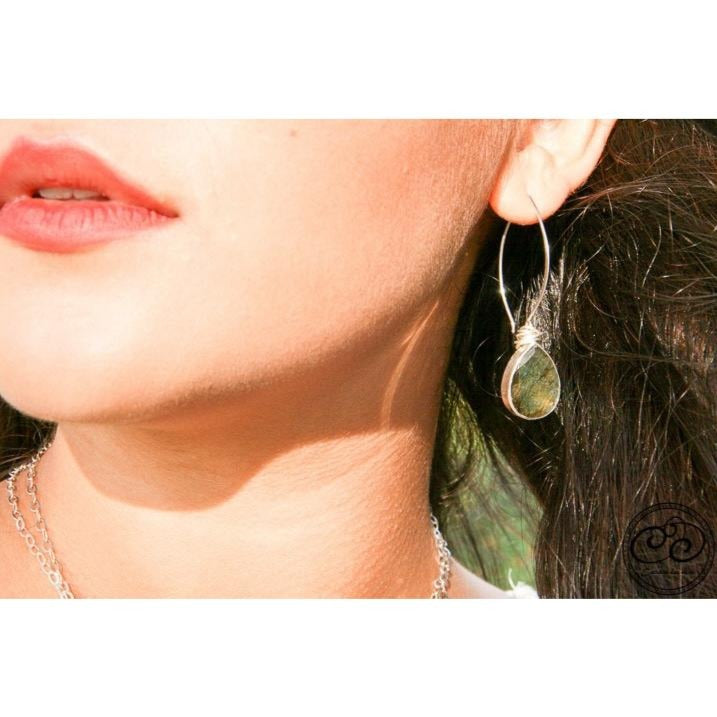 Laurisa Earrings - Cassiano Designs
