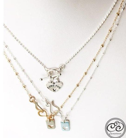 Caroline Necklaces - Cassiano Designs