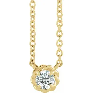 Lionna Diamond Necklace