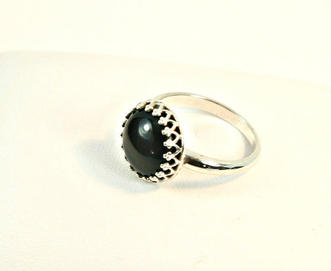 Alexa Crown Ring - Cassiano Designs