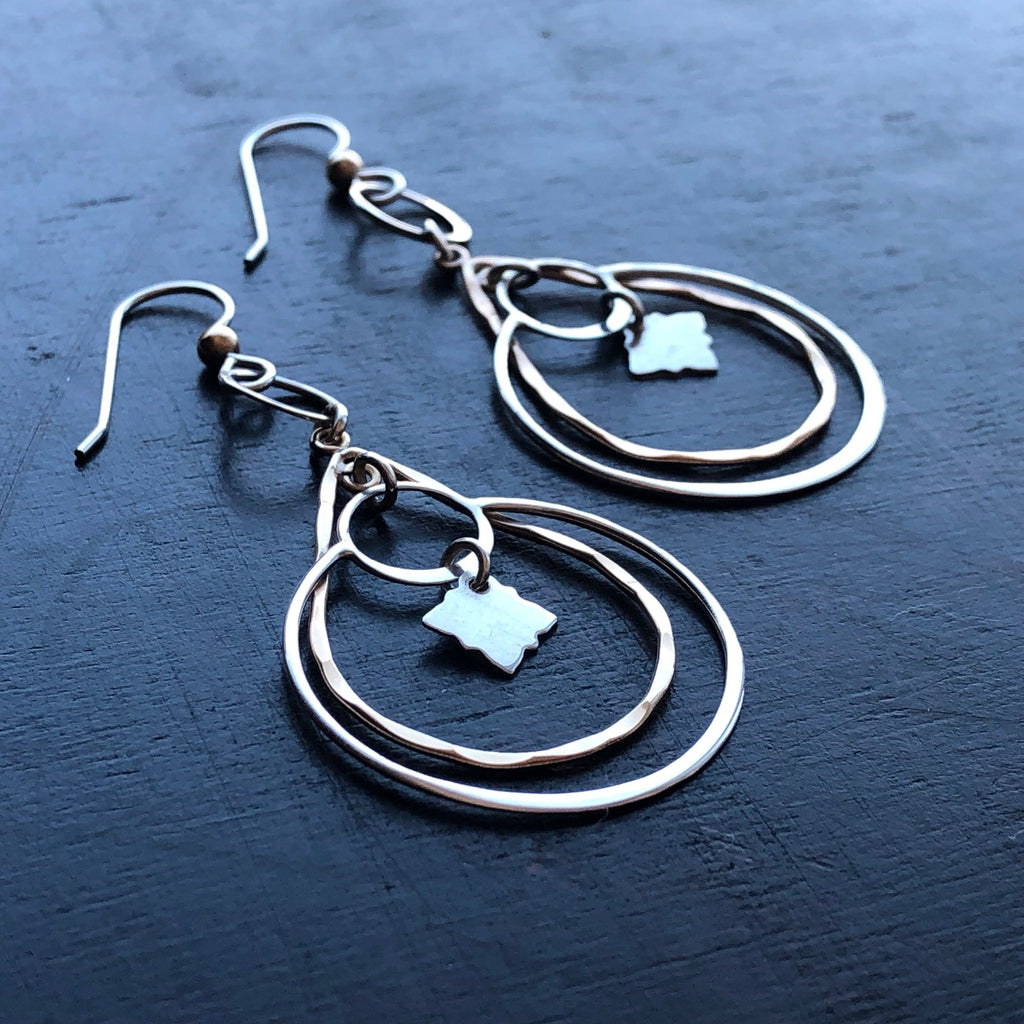 Avalon Earrings - Cassiano Designs