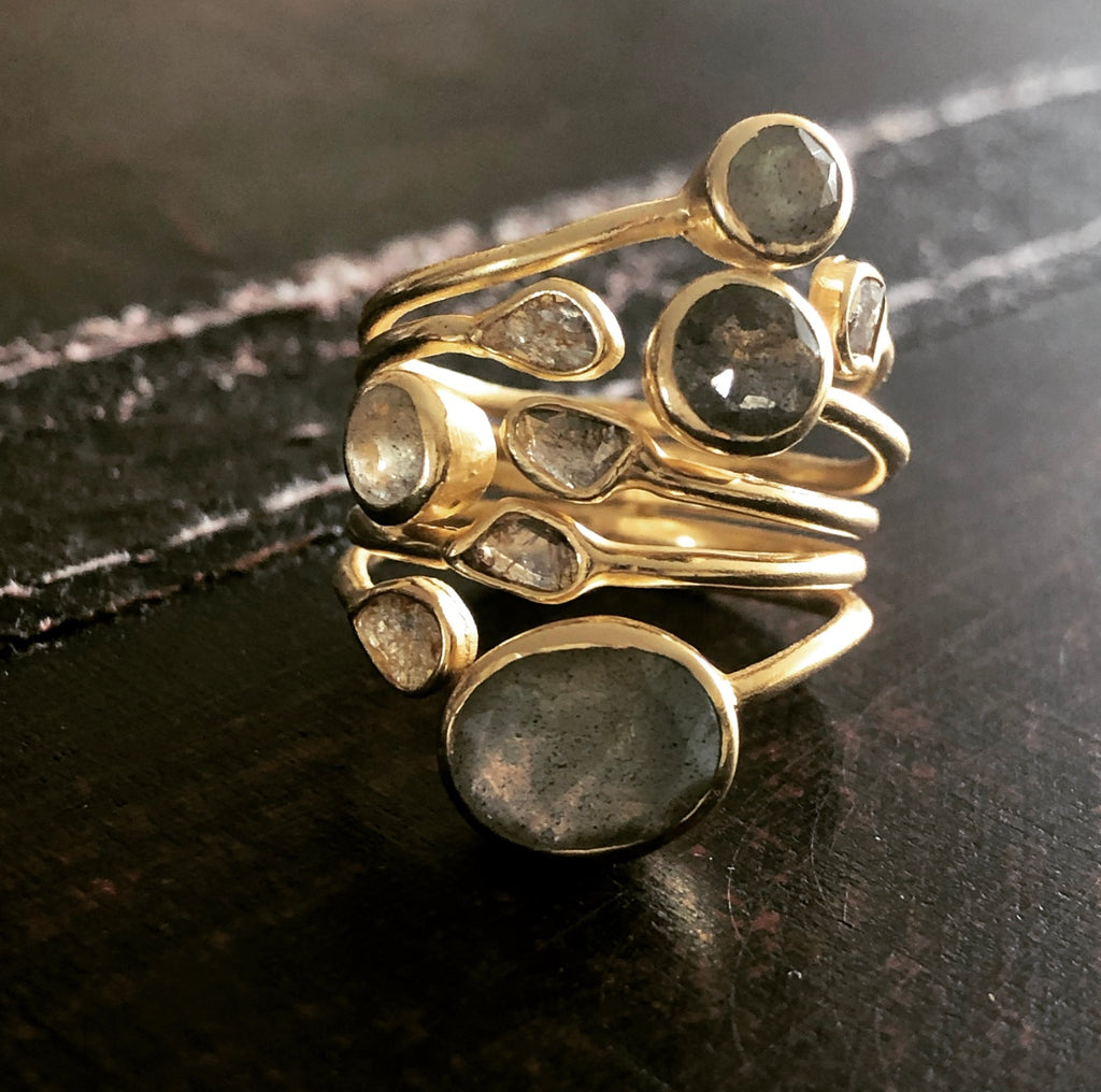Carmen Ring - Cassiano Designs