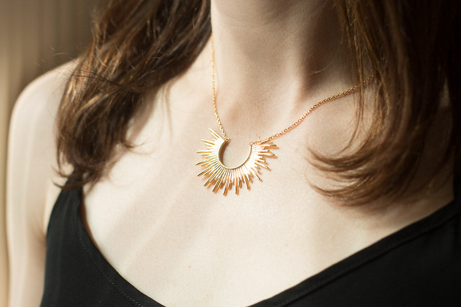 Tracy Necklace - Cassiano Designs