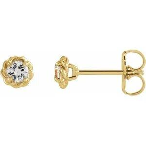 Lionna Diamond Earrings