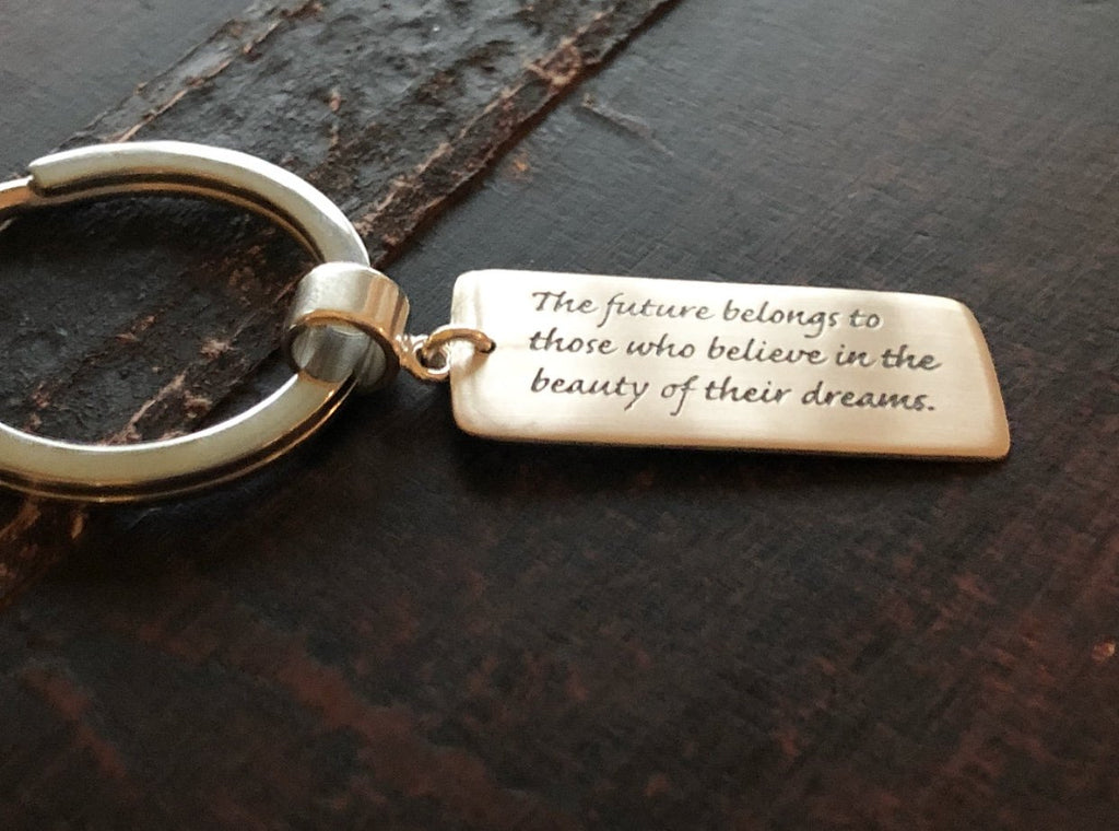 Kendall key ring - Cassiano Designs