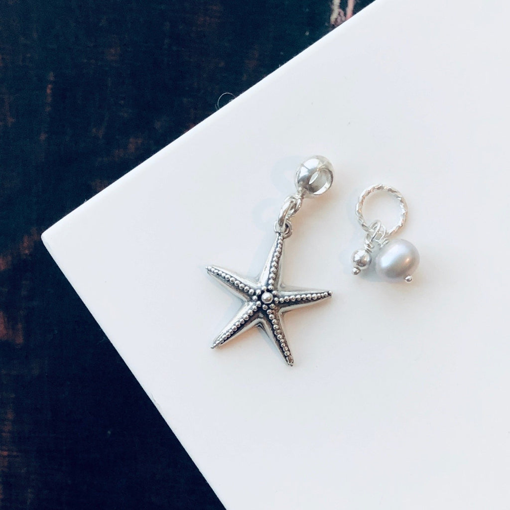 Starfish Charm Set ~ Tinori Collection