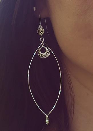 Serena Earrings - Cassiano Designs