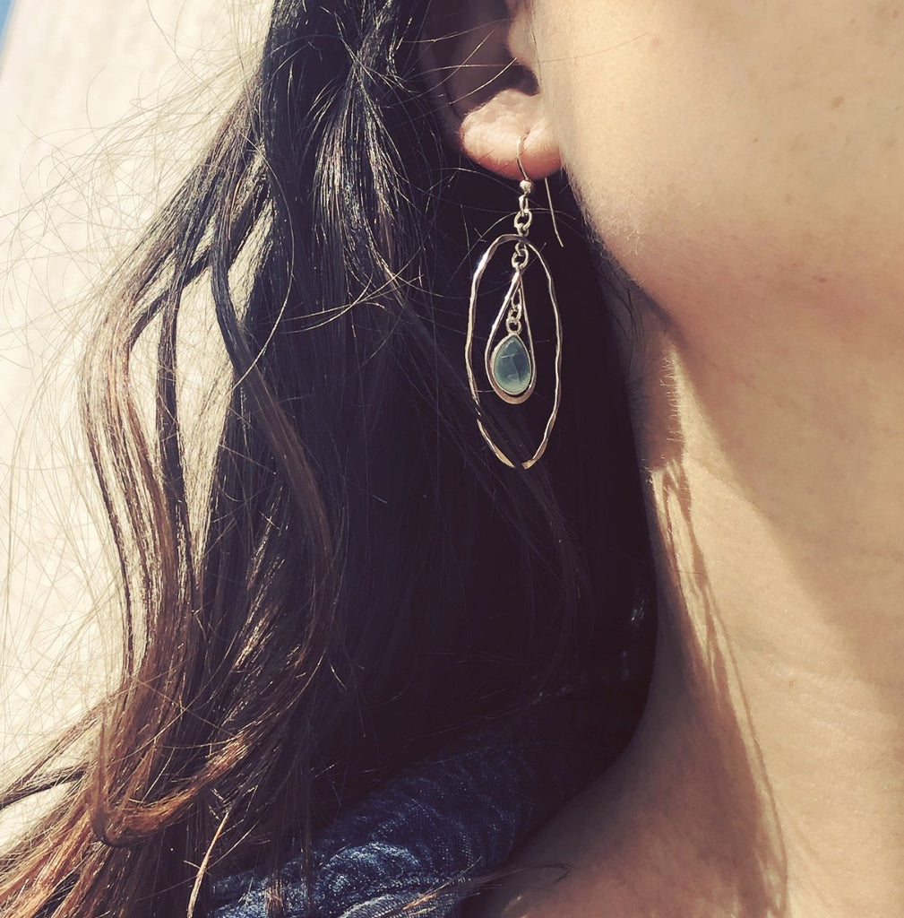 Shae Earrings - Cassiano Designs