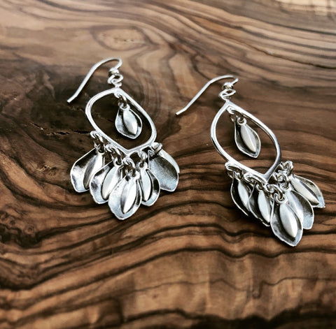 Finley Earrings - Cassiano Designs