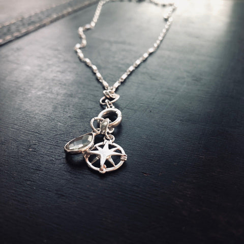 Compass Charm Set ~ Tinori Collection
