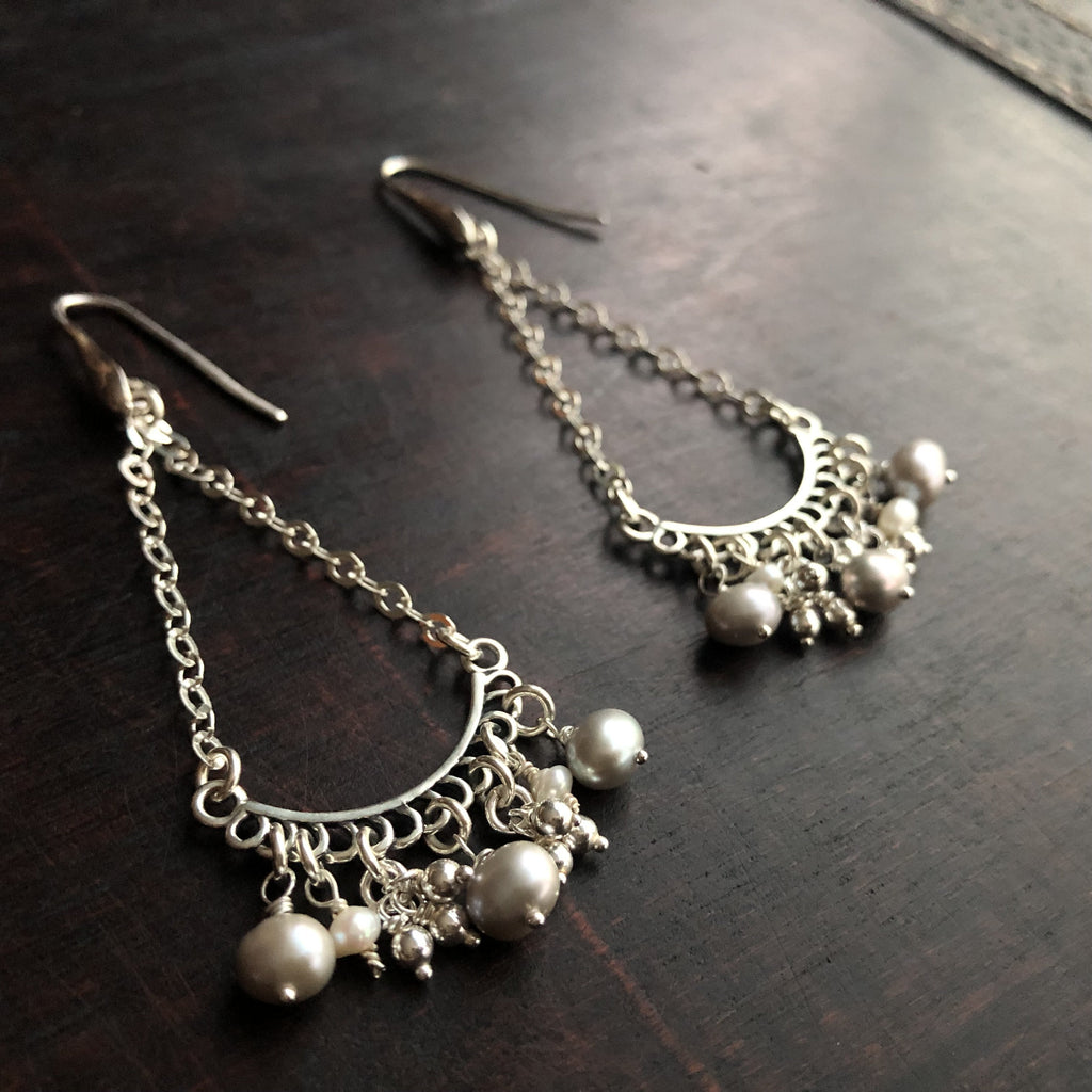 Marie Earrings - Cassiano Designs