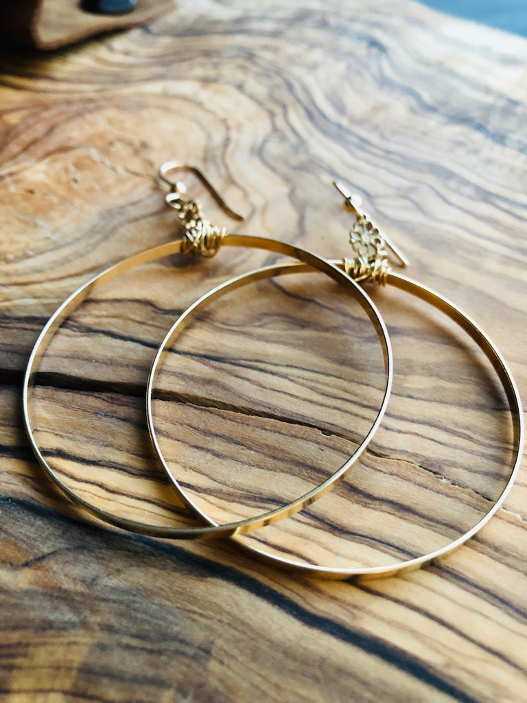 Misha Earrings - Cassiano Designs