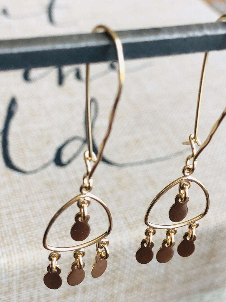 Silvie Earrings