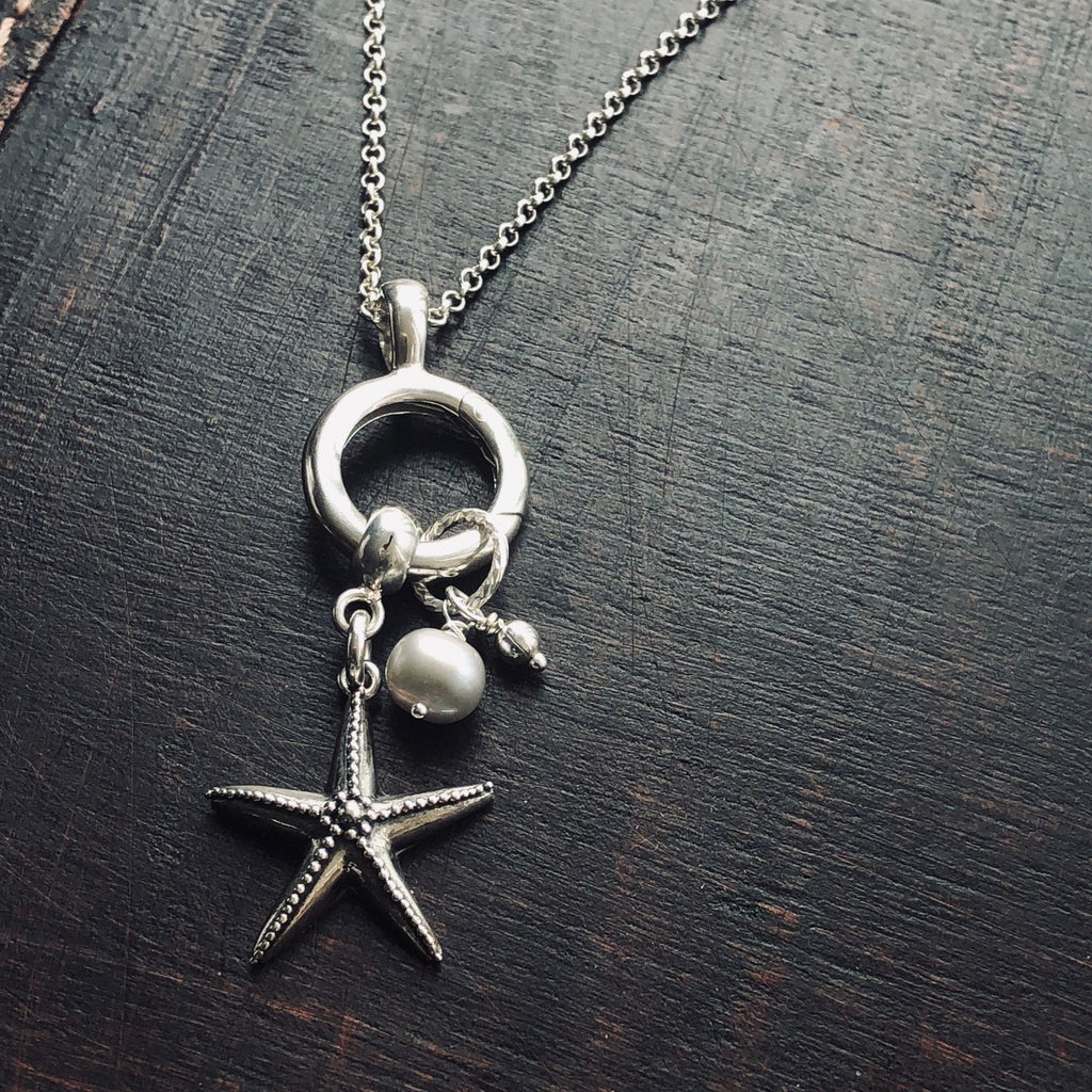 Tasha Necklace ~ For Charms
