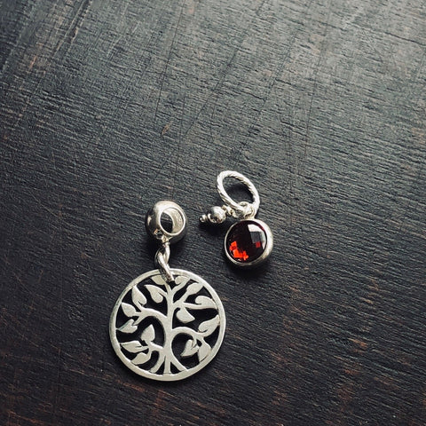 Tree of Life Charm Set ~ Tinori Collection