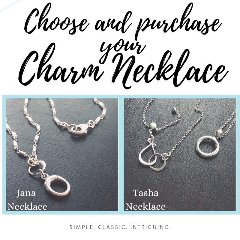 Charm Necklaces ~ Tinori Collection