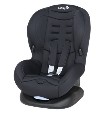 Safety 1st Baby Cool Car Seat Full Black