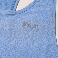 Race Tank v2 - Blue (Women)