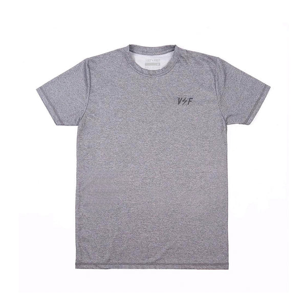 Small Logo Race Jersey-Grey