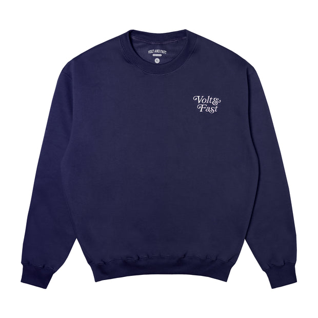 VNF Navy Sweatshirt