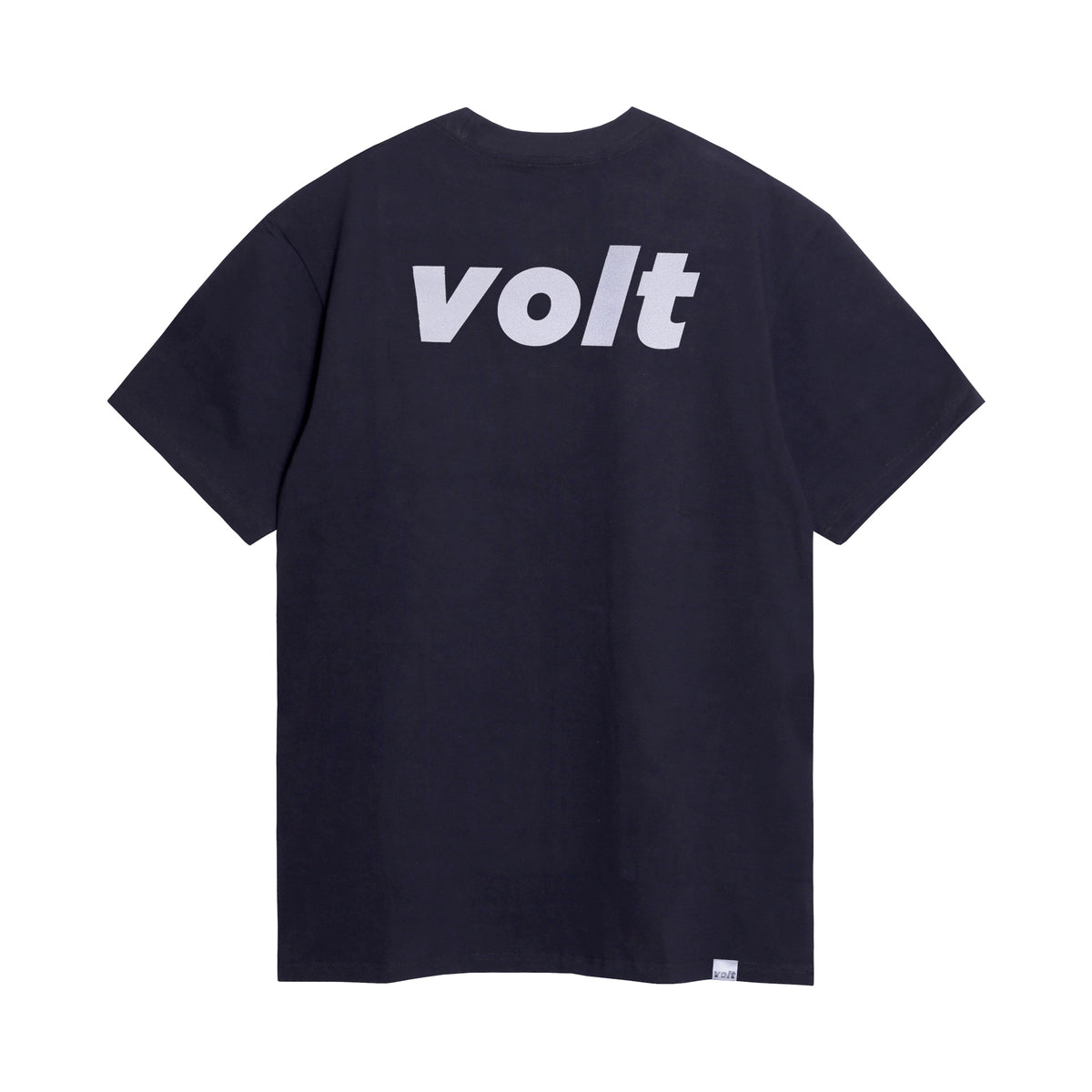 EASY RUN TEE - Team Volt