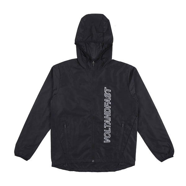 Outline Logo Running Jacket