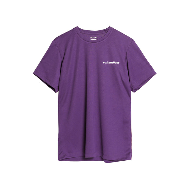BOLT Tee - Purple
